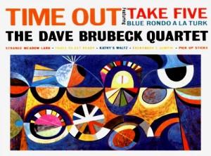 the dave brubeck quartet take five partition batterie