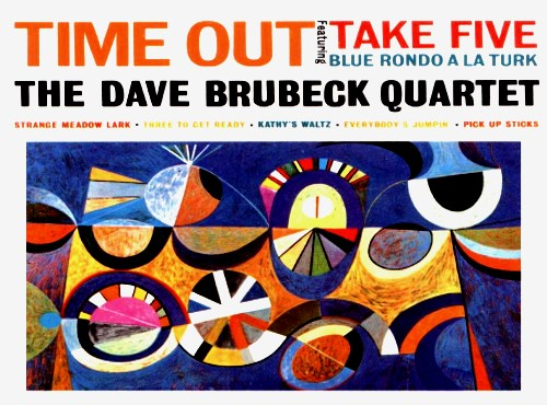 Take Five - Time Out - The Dave Brubeck Quartet - Batteur Extrême
