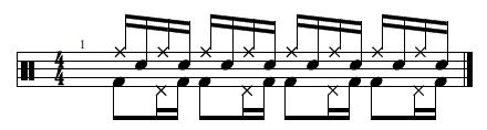 Samba intermediaire exo 4