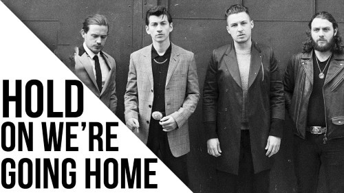 arctic monkeys - hold on we're going home batterie