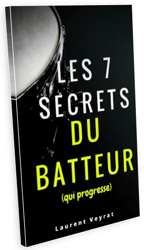 7 secrets du batteur