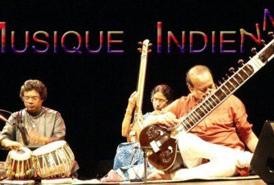 Musique indienne - Batteur Extrême