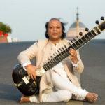 Sitar instrument musique indienne