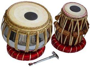 Tablas instrument musique indienne