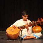 Veena instrument musique indienne