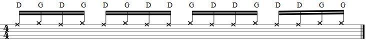rythme charley-cymbale