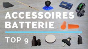 Accessoires batterie - Batteur Extrême