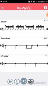 practice my drum app