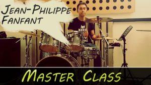 master class batterie jean-philippe fanfant rythmes caribéens