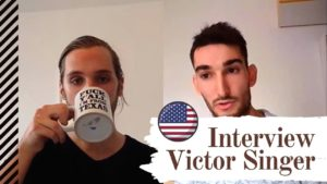 Interview Victor Singer batteur professionnel