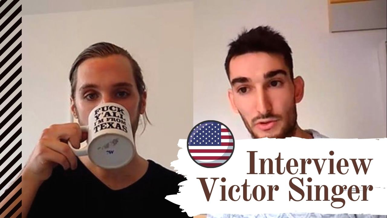 Interview Victor Singer batteur professionnel