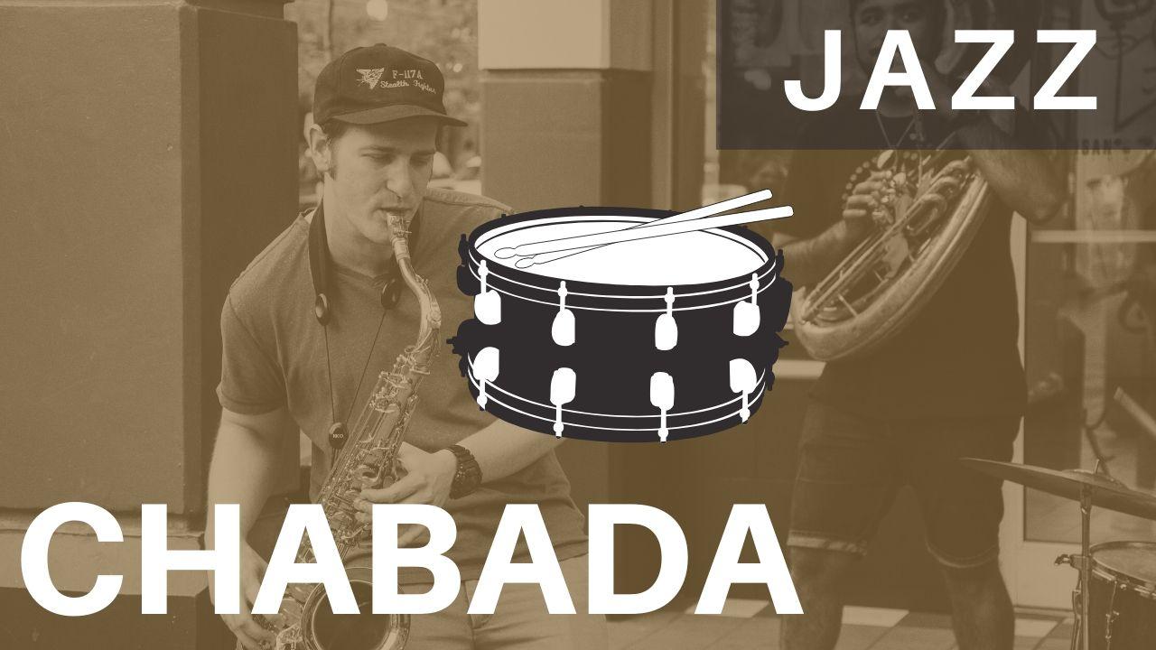 Chabada - les bases du jazz à la batterie